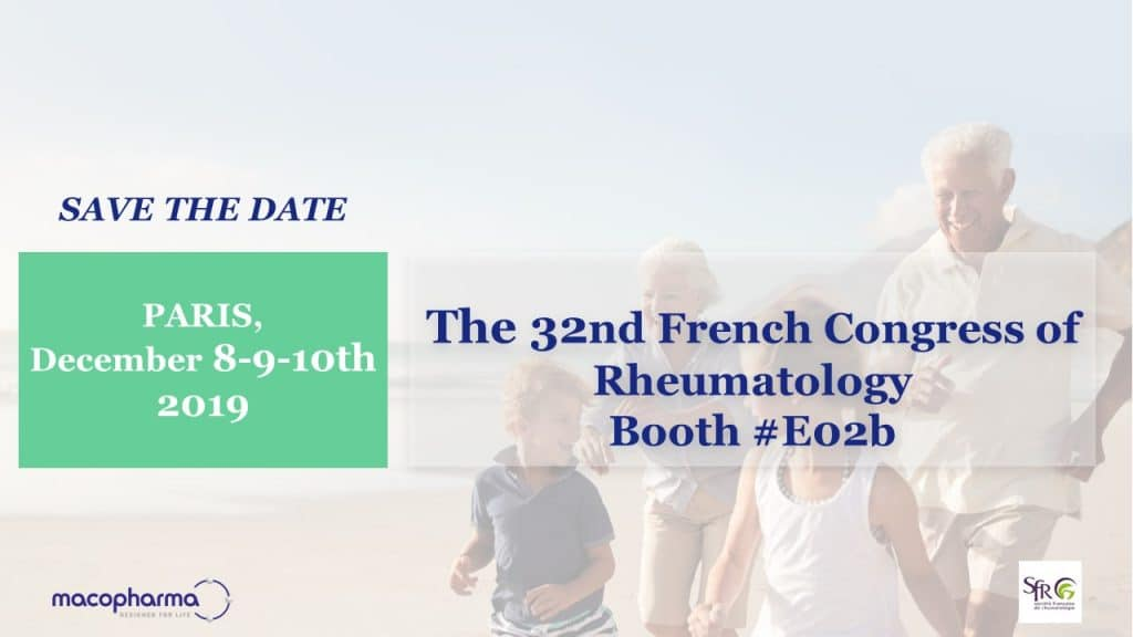 32nd French congress macopharma